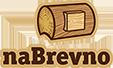 Логотип naBrevno
